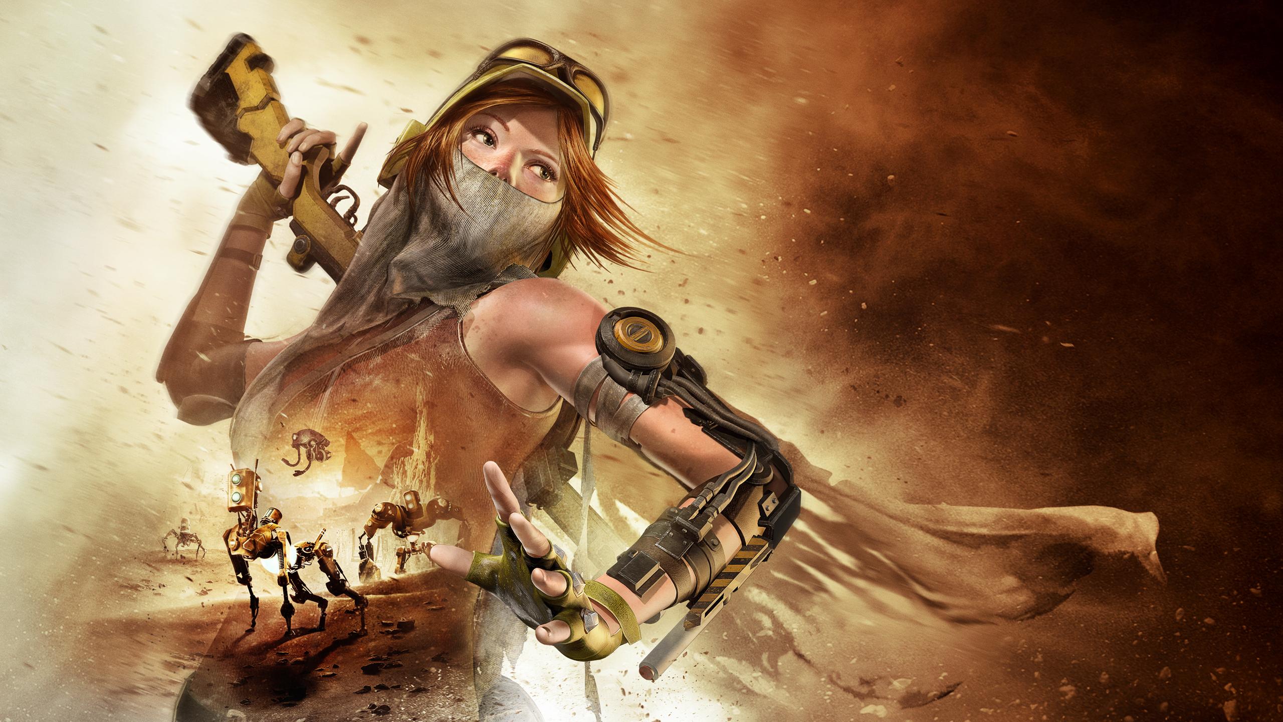 """Llegó ReCore, el primer juego compatible con """"Xbox Play Anywhere"""""""