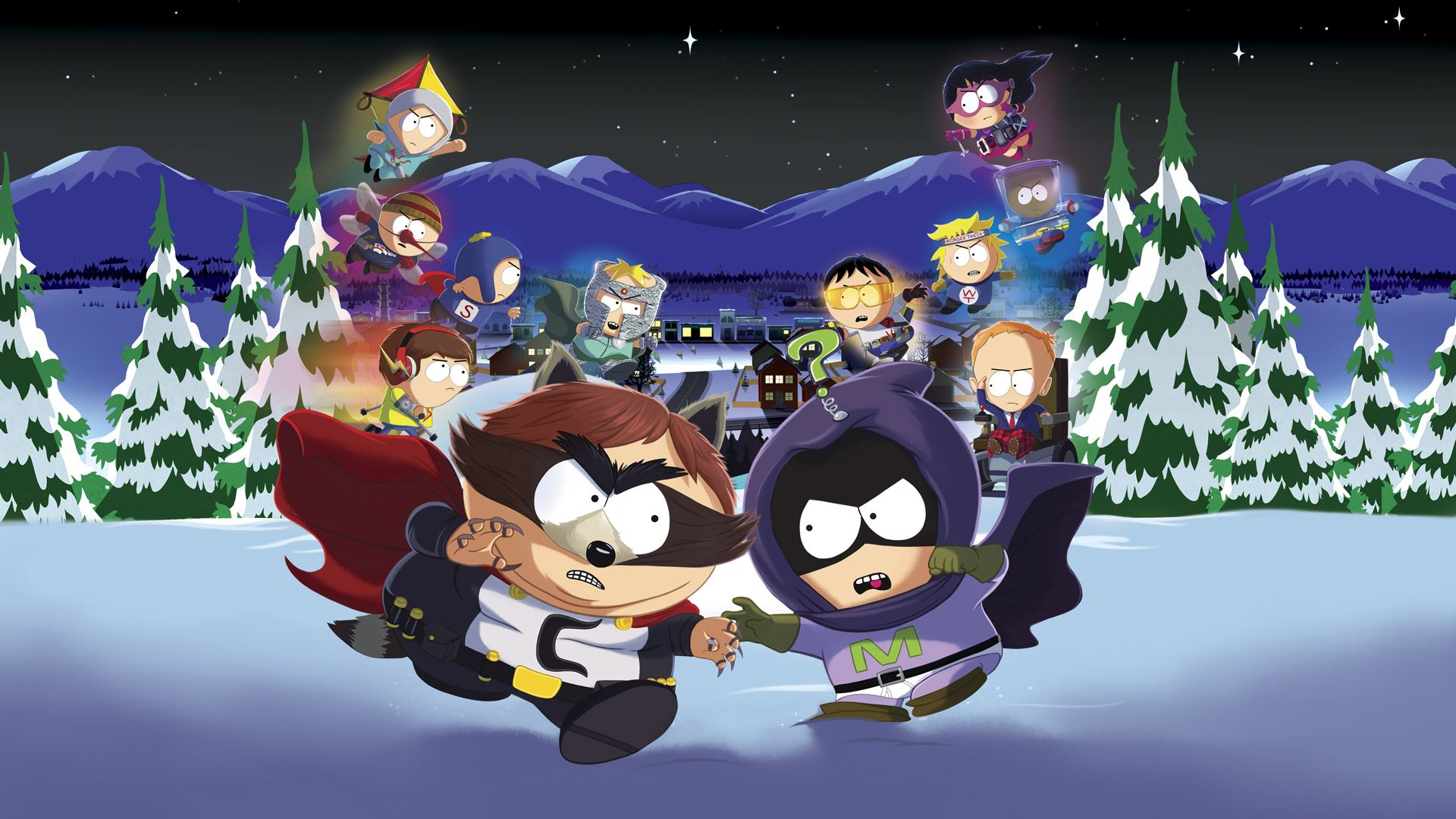 South Park The Fractured But Whole retrasado hasta 2017