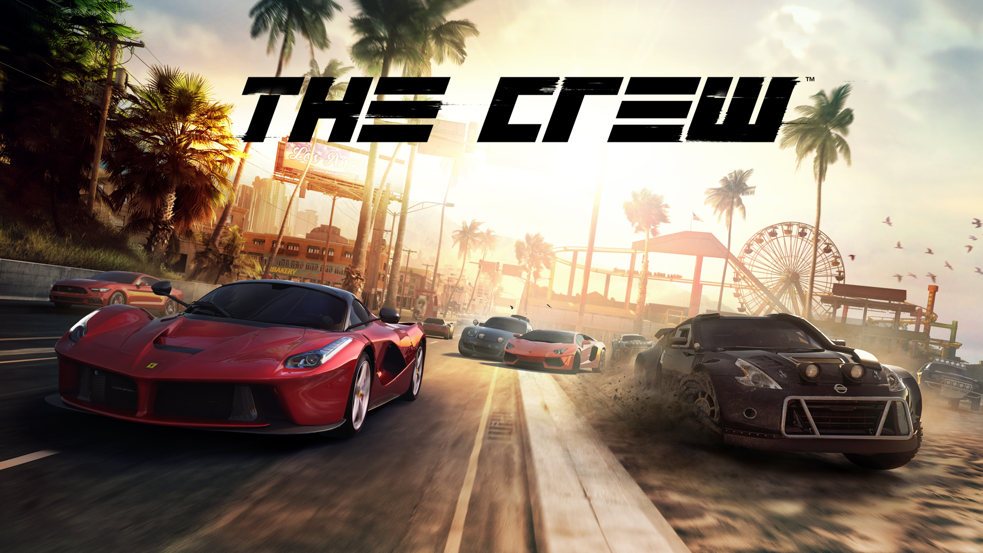 A pistear gratis con The Crew