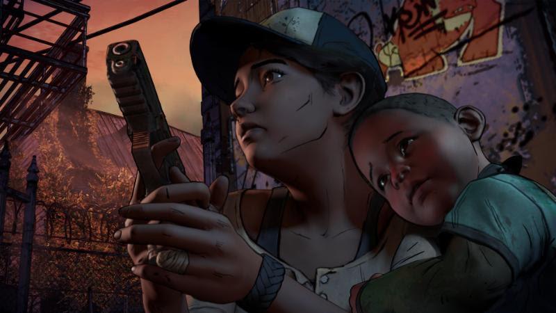 Telltale Games confirmó The Walking Dead: Season 3 para Noviembre