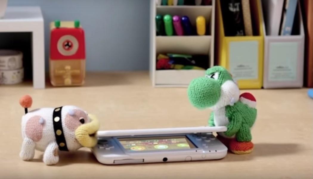 Yoshi y los Pikmin llegan a la 3DS en 2017