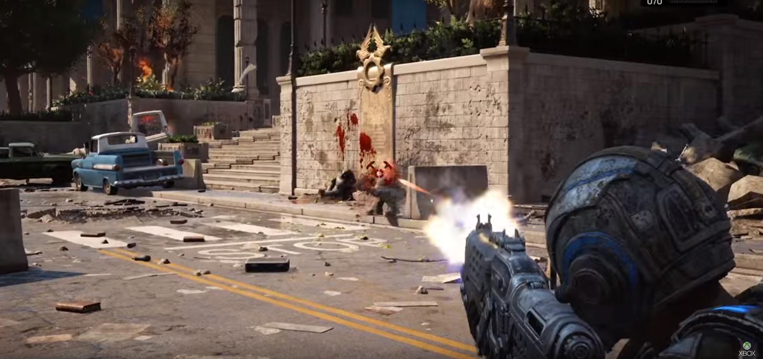 Fin del misterio: así son los primeros minutos de Gears of War 4