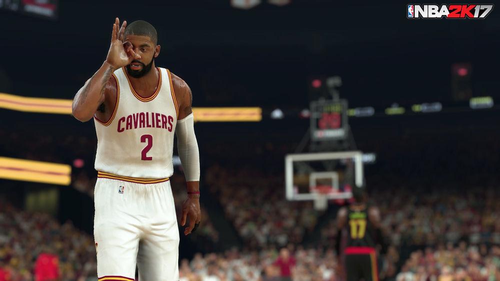 Nuevo y excitante trailer del NBA 2K17