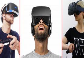 PlayStation VR, HTC Vive y Oculus Rift todo lo que tenes que saber de los cascos de VR del mercado