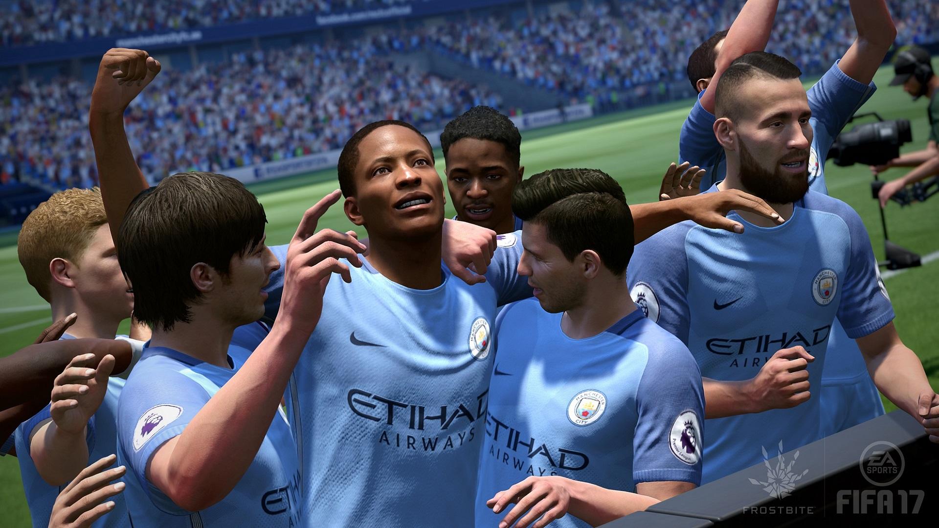 El FIFA 17 ya rompe récords de ventas