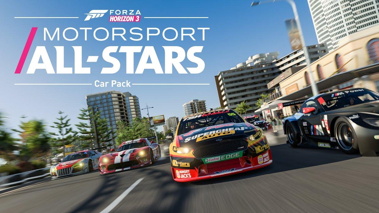 El nuevo tráiler de Forza Horizon 3 presenta un DLC de lujo