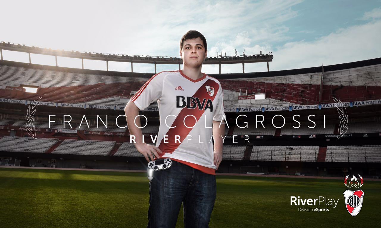 River hace historia en los eSports