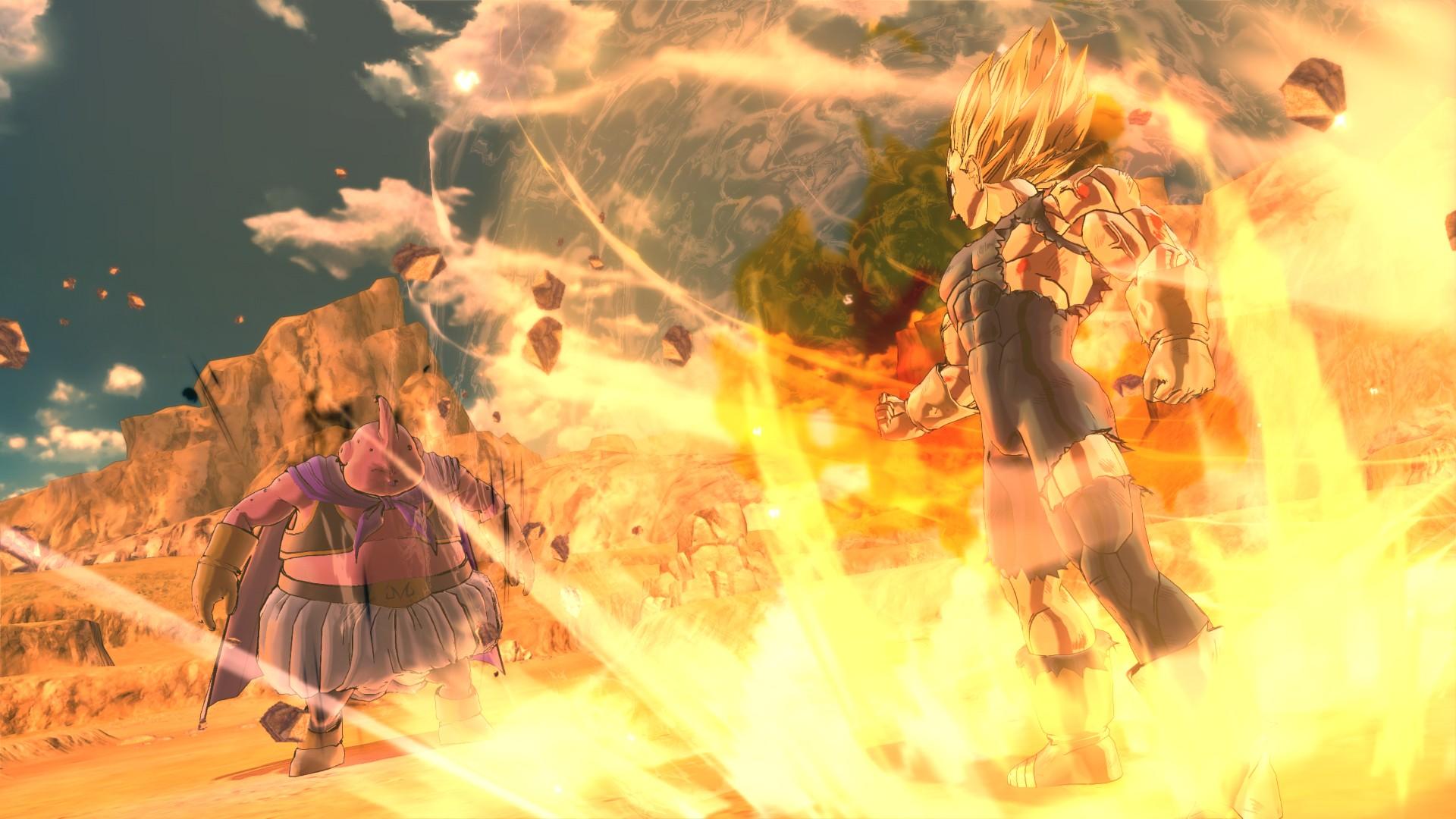 Xenoverse 2, lo nuevo y excitante de Dragon Ball