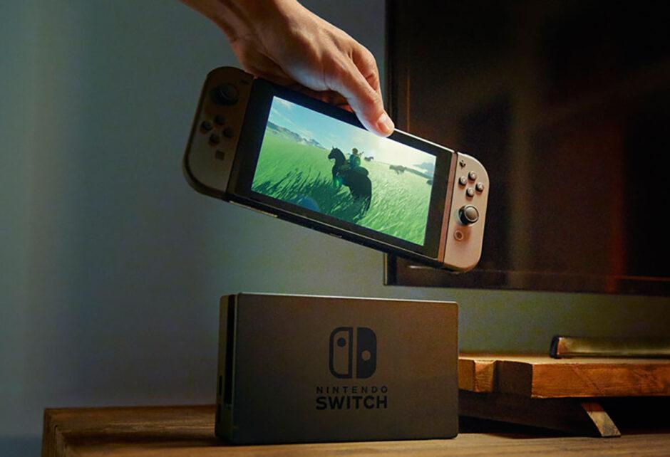 """Aseguran que la Nintendo Switch causó """"poco interés"""""""