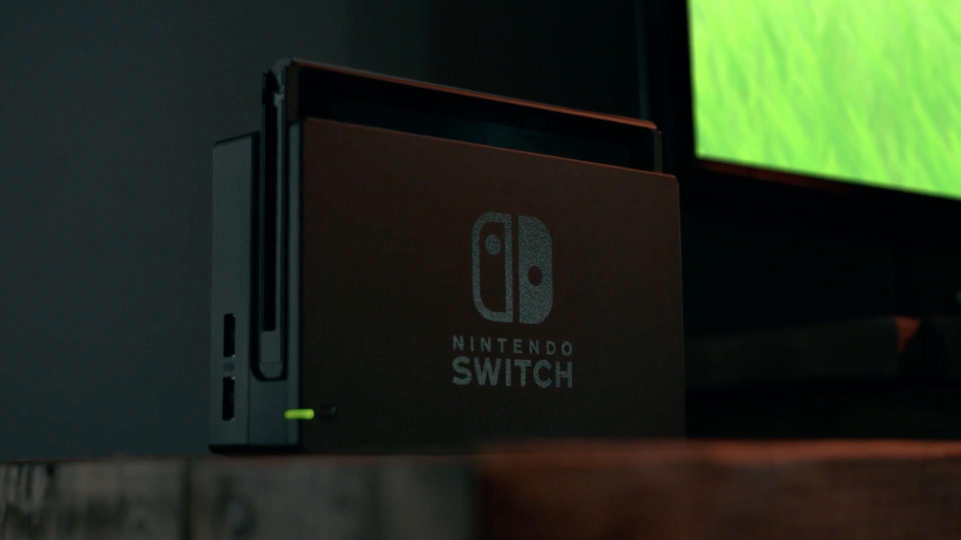 Nintendo anunciará todo sobre la Switch en Enero