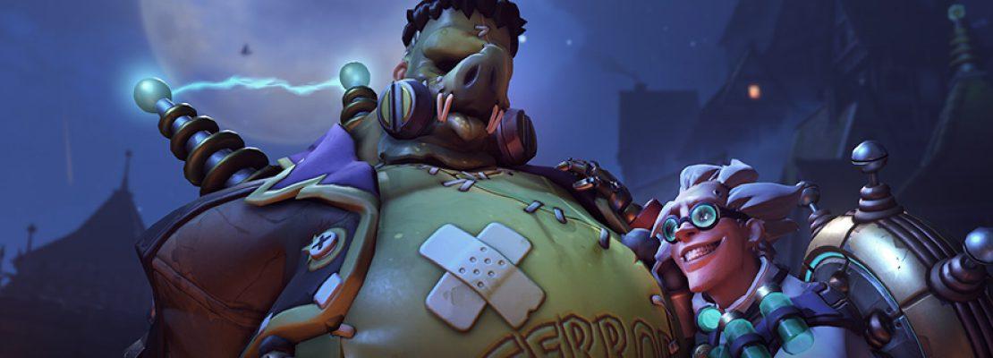 Finalmente Blizzard corregirá el bug de Roadhog y su gancho