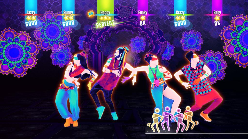 ¡A bailar se ha dicho! Salió Just Dance 2017