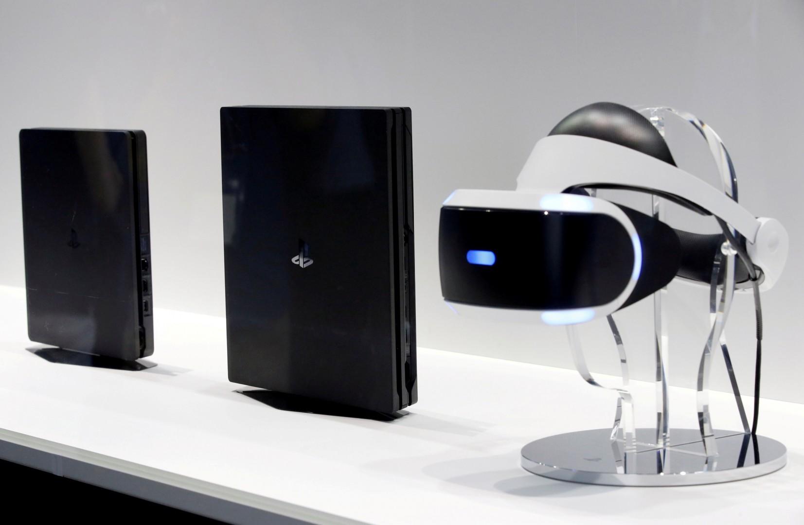 Llegó el día PlayStation VR