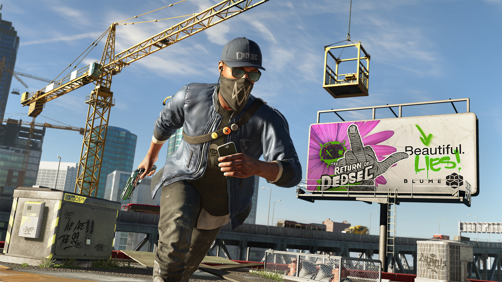 Watch Dogs 2 tiene soundtrack confirmado