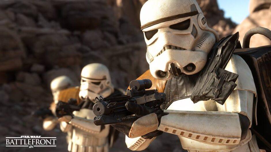 El nuevo Star Wars Battlefront 2 ya tiene fecha