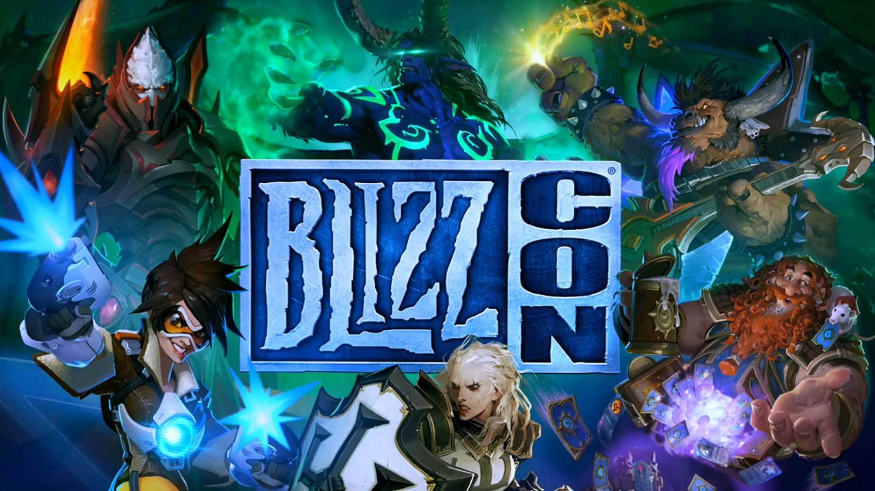 Todos los anuncios de la BlizzCon 2016