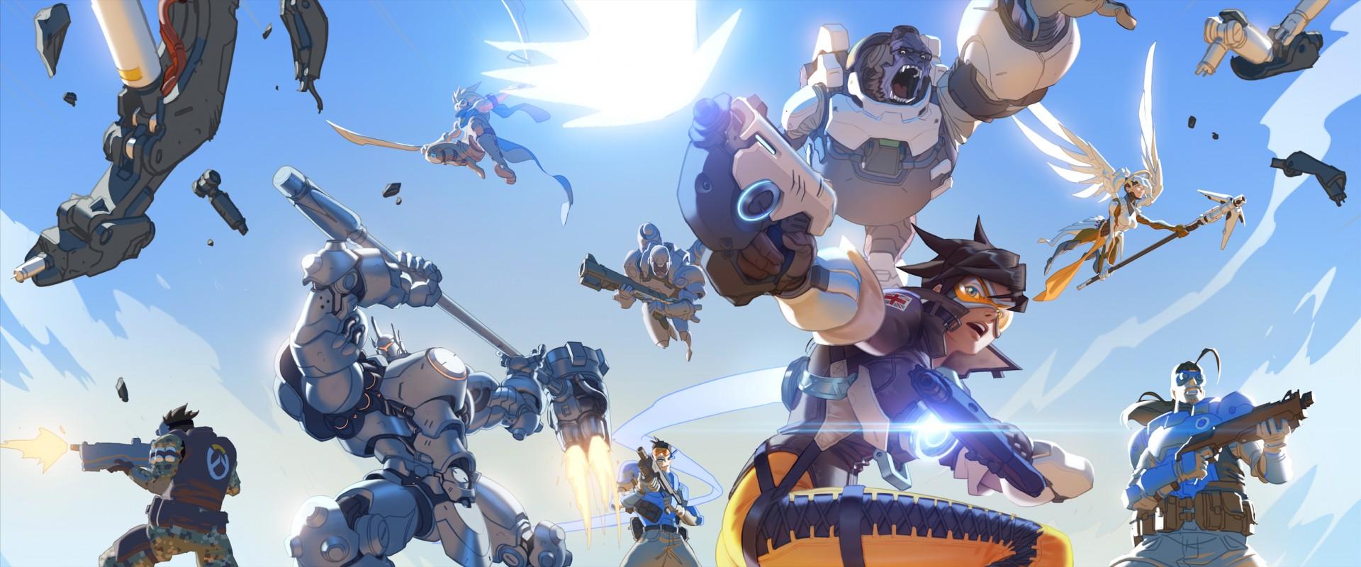 Overwatch: Fin de semana gratuito para todas las consolas y PC