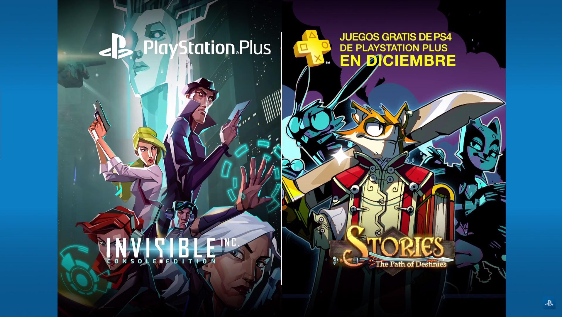 Sony anunció los juegos gratis de PS Plus para diciembre y son JUEGAZOS!