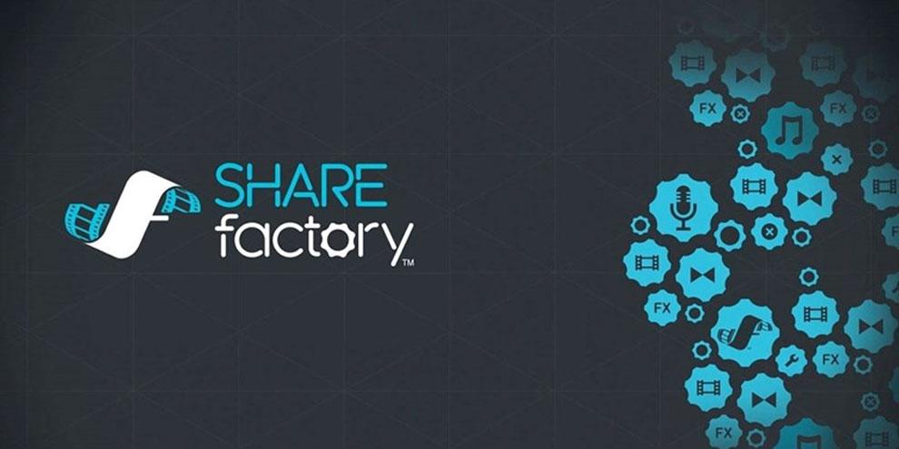 Gifs, memes y fotos en la actualización 2.0 de Sharefactory para PS4