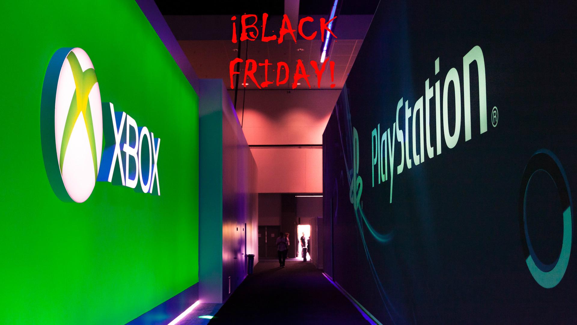 ¡Black Friday! Todas las ofertas de PlayStation y Xbox
