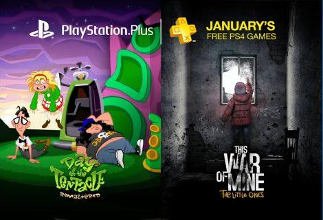 Ahora sí! Sony anunció los juegos gratis de PS Plus para Enero