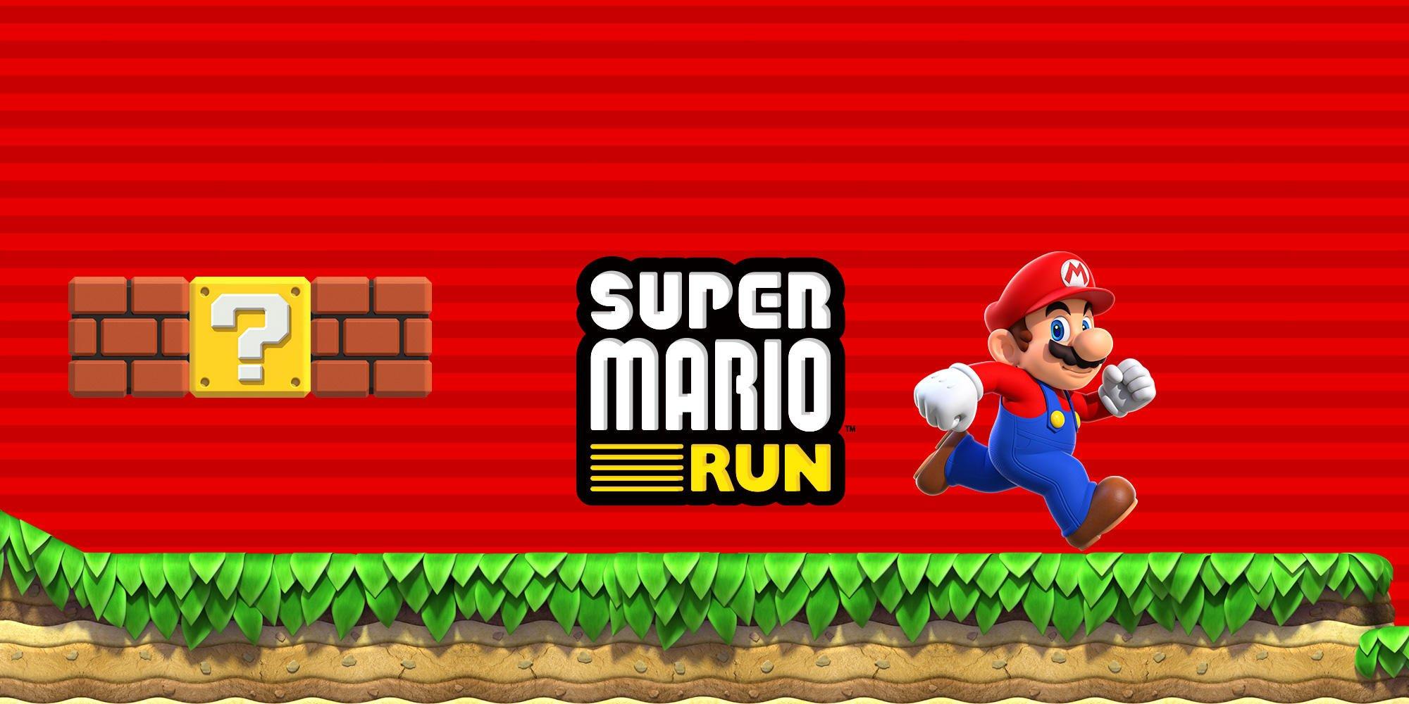 Llega Super Mario Run, se esperan 30 millones de descargas el primer mes