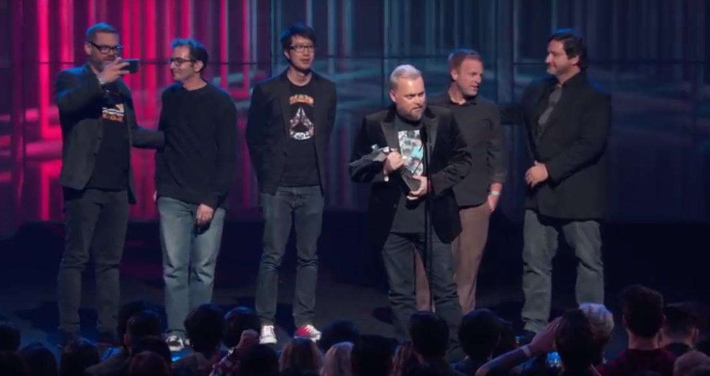 Overwatch, el mejor de los Game Award 2016