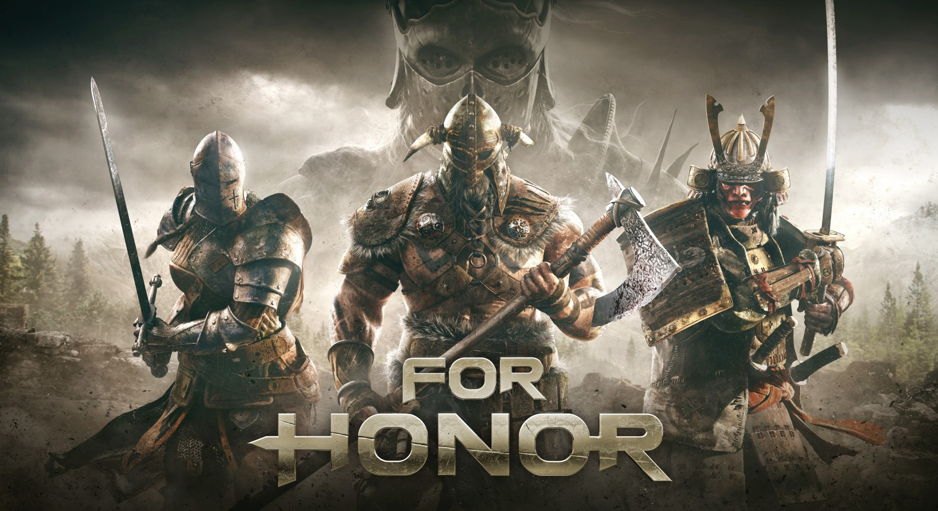 For Honor: Una brutal y espectacular renovación del multiplayer
