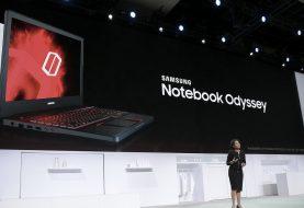 CES 2017: Samsung desembarca en el gaming con la notebook Odyssey