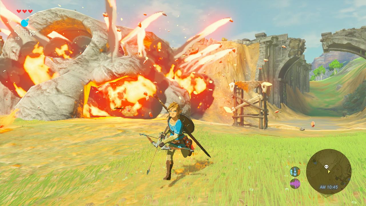 Todos los juegos que presentaron junto a la Nintendo Switch