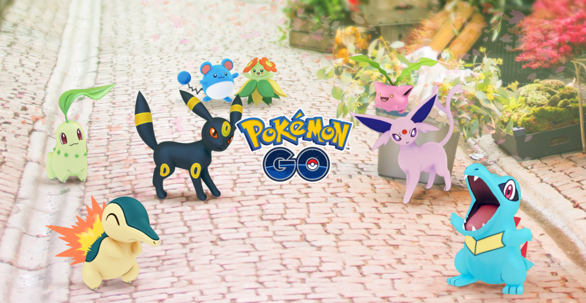 Luego de varios meses llega un nuevo update a Pokémon Go!