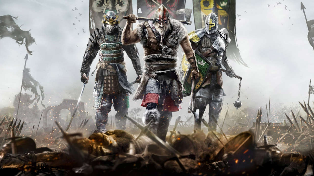 Una vez mas, For Honor gratis en Steam por tiempo limitado