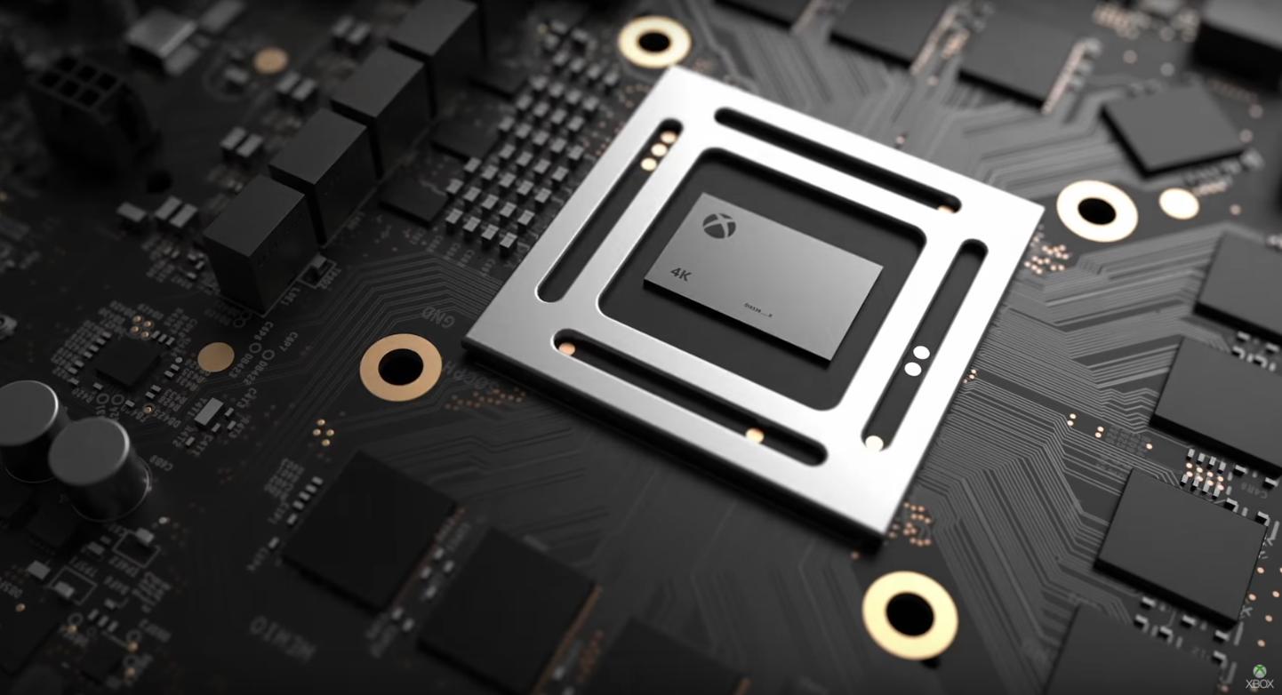 Xbox Scorpio: Microsoft adelantó sus impresionantes especificaciones técnicas