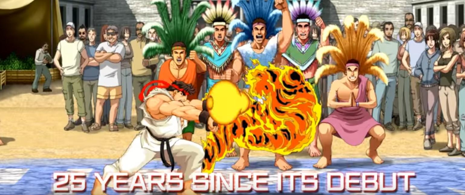 Se reveló un misterio sobre Ultra Street Fighter 2