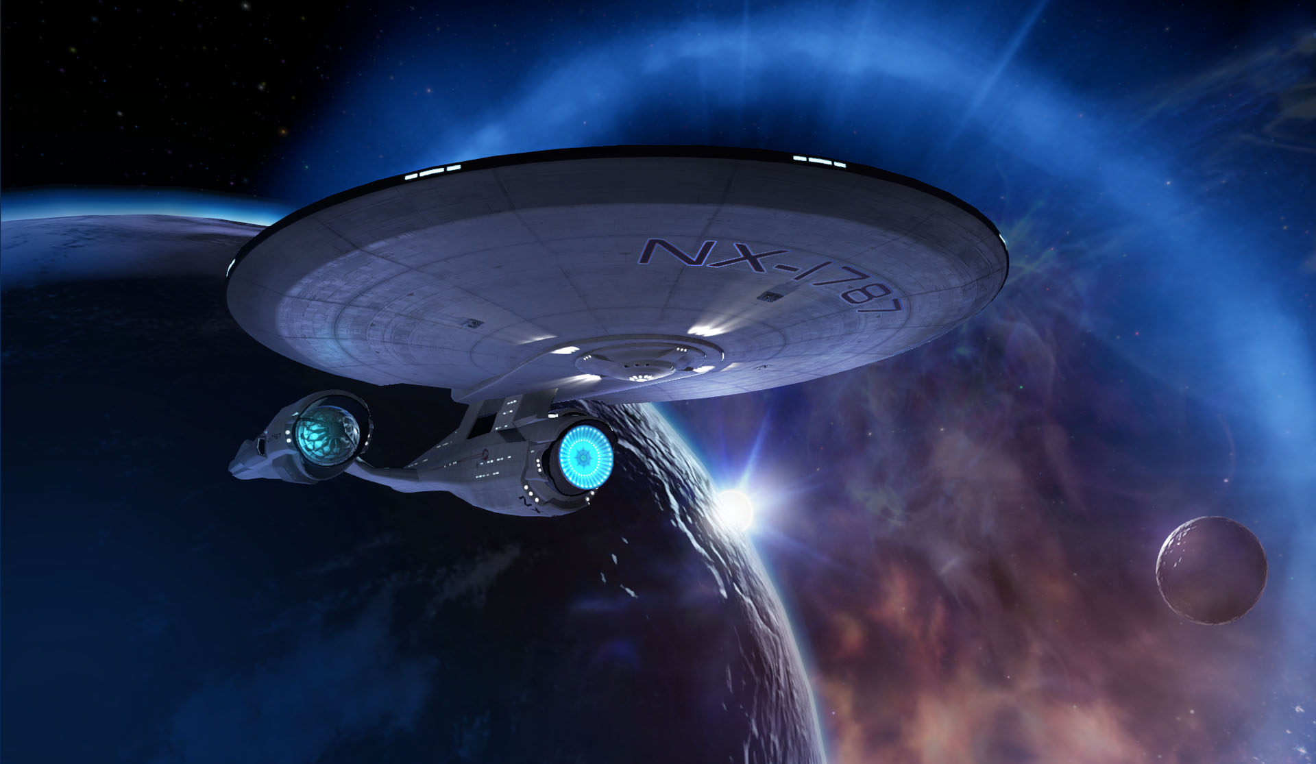 Star Trek Bridge Crew nos dejará meternos en el U.S.S. Enterprise