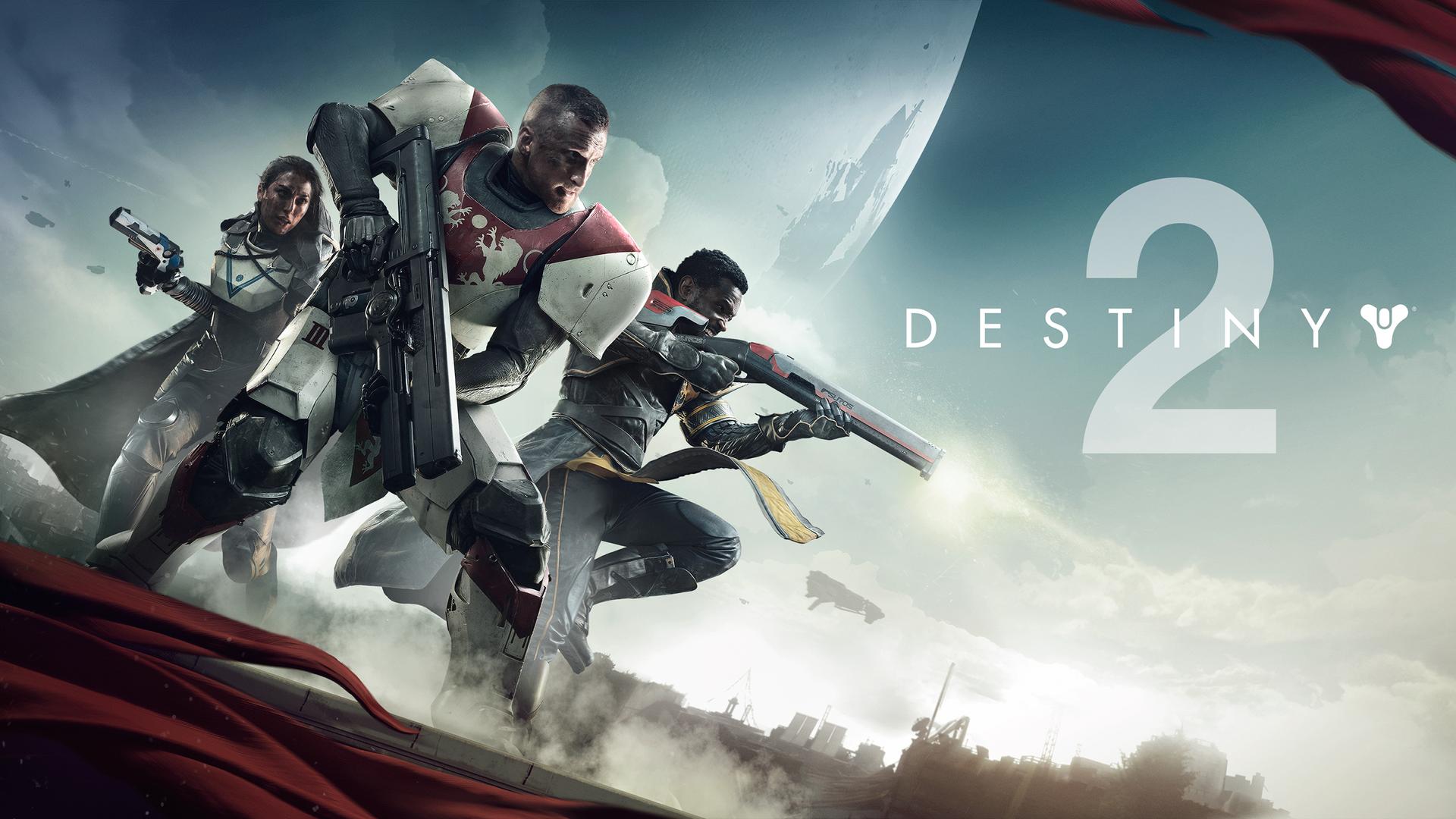 Destiny 2 tiene trailer oficial y fecha de salida confirmada!