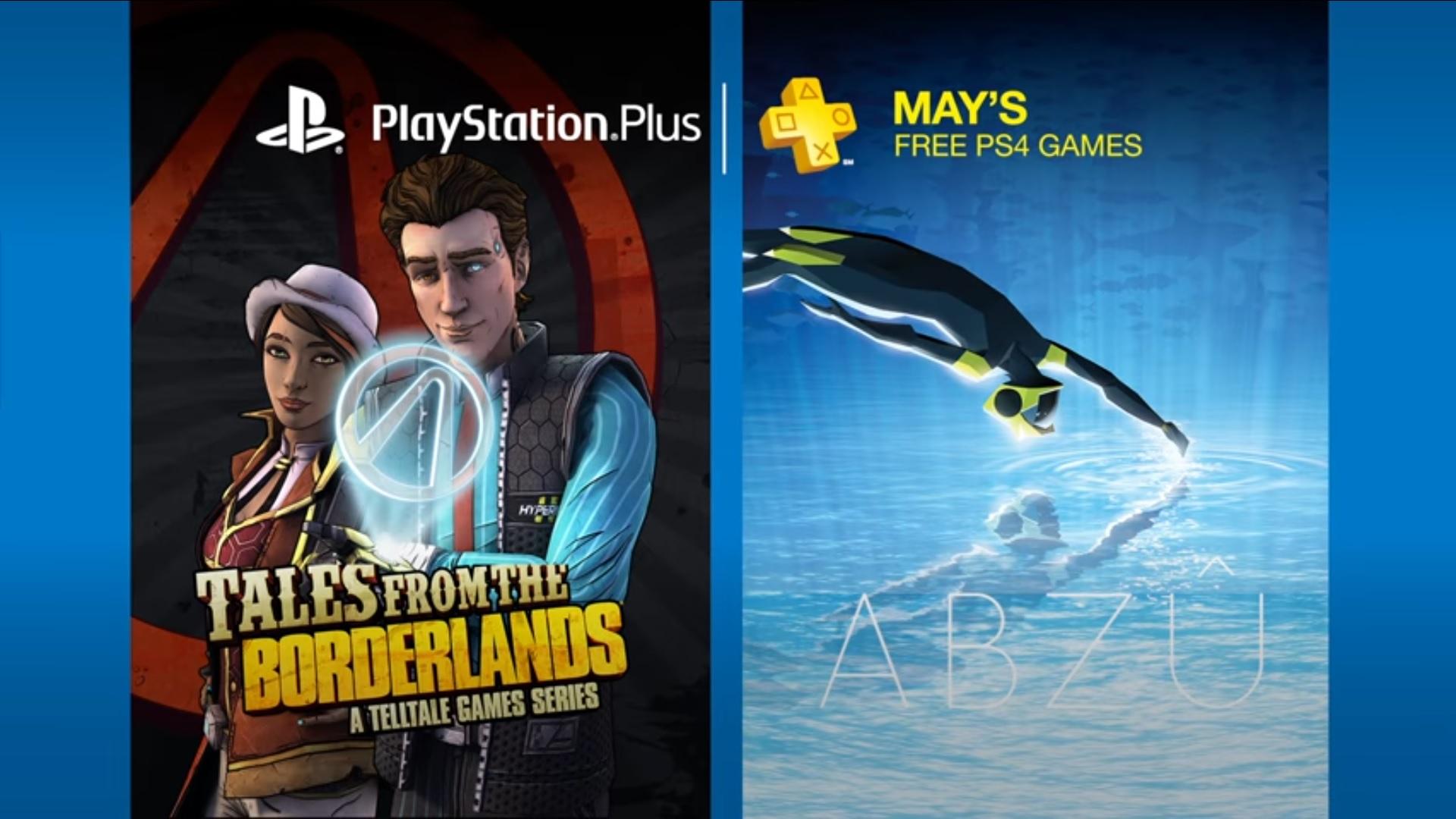 PlayStation anunció los juegos gratis con PS Plus para mayo!