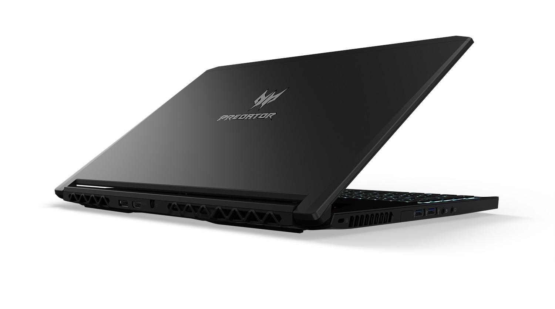 Acer presentó su nueva notebook gamer Predator Triton 700 y Windows Mix Reality
