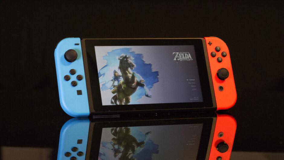 Nintendo habría patentado un joystick retro para la Switch