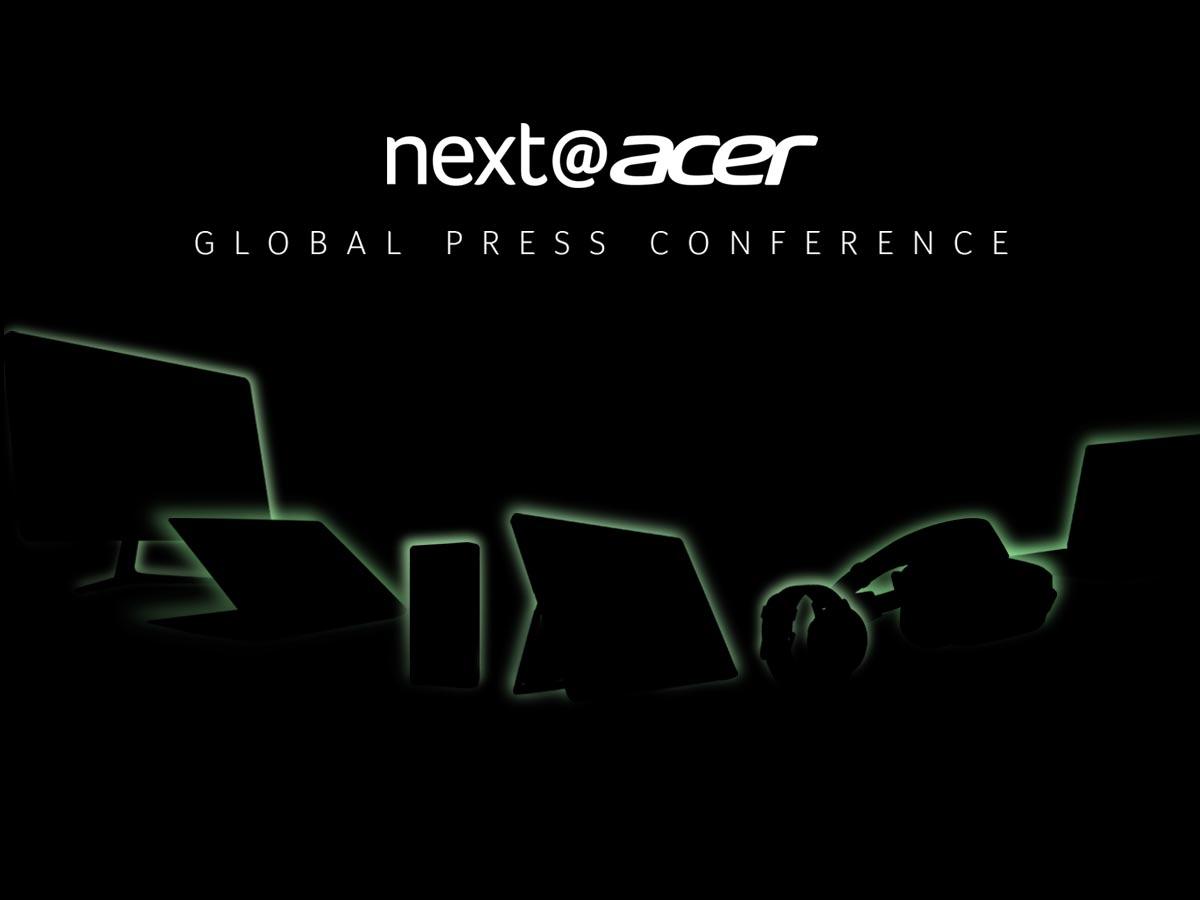 Revive la presentación de Acer en Nueva York