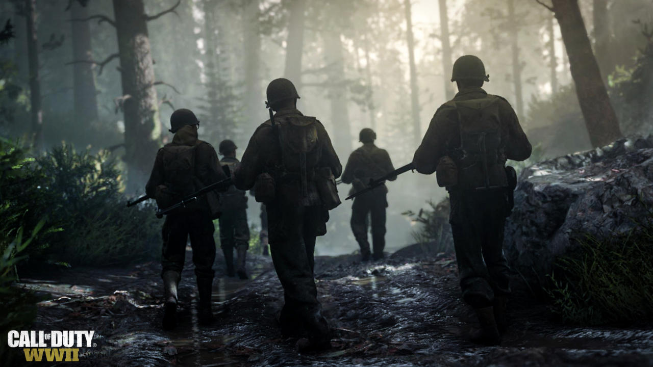 Todo lo que dejó la presentación del Call of Duty: WWII