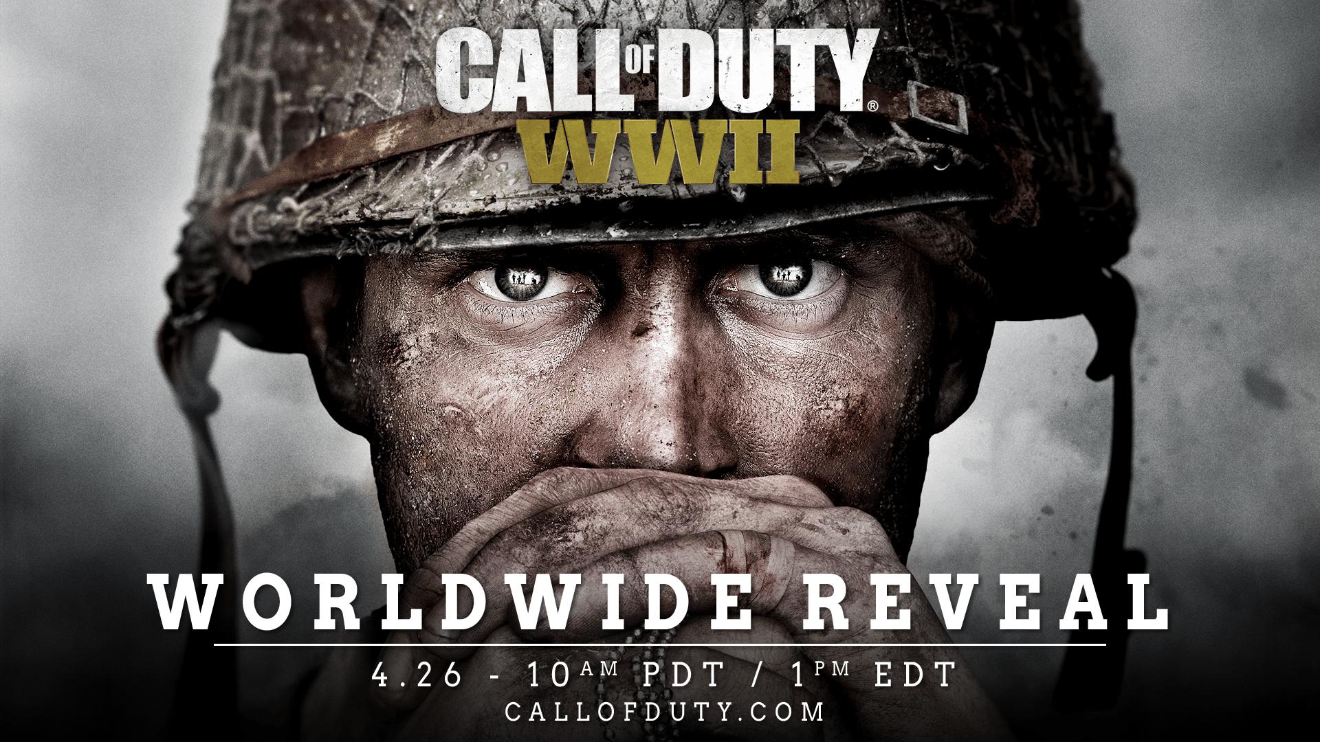 ¡CONFIRMADO! Activision anunció el nuevo Call of Duty: WWII