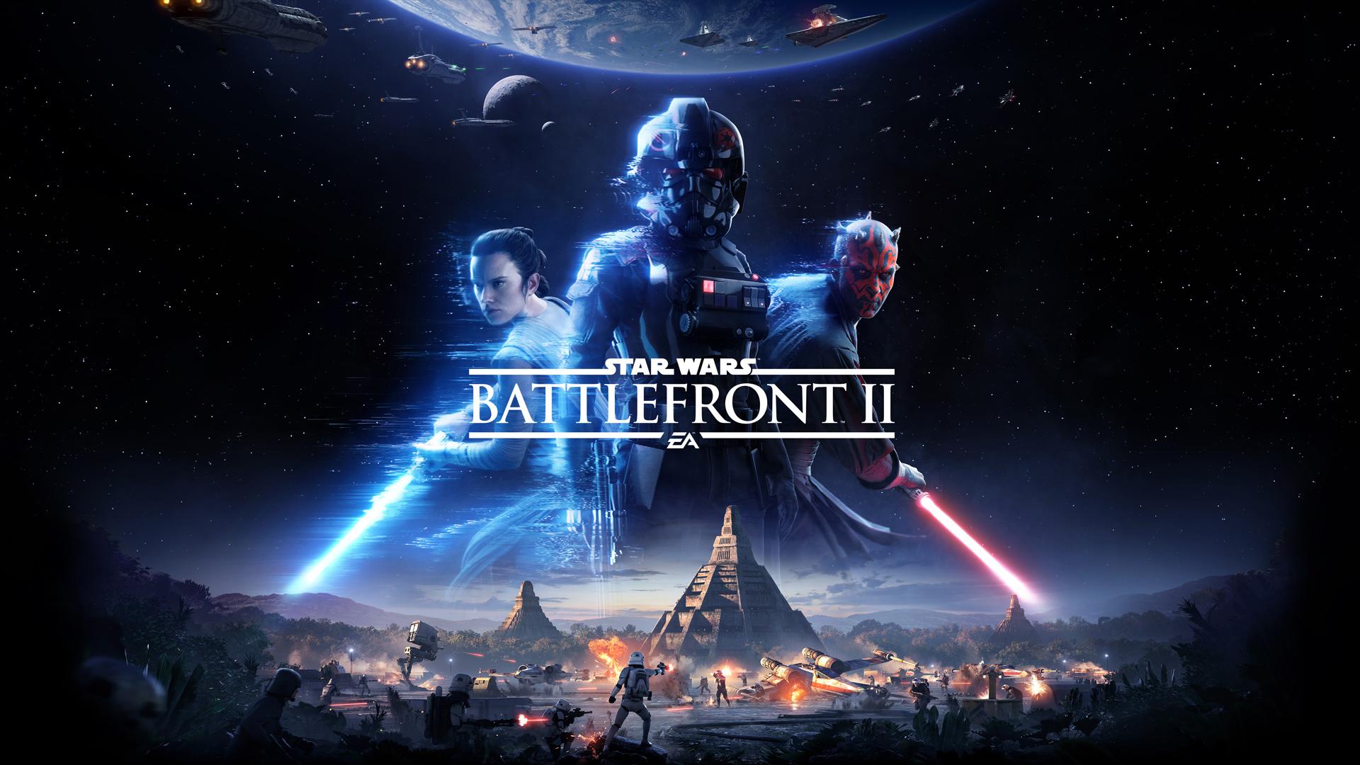 Star Wars Battlefront 2: Trailer, nuevos personajes y campaña individual!