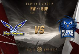 League of Legends: Seguí en VIVO SuperMassive eSports Vs Flash Wolves por el MSI 2017 [FINALIZADO]