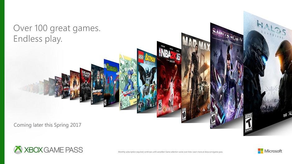 ¡Bomba! Xbox lanzó un servicio de suscripción al estilo Netflix