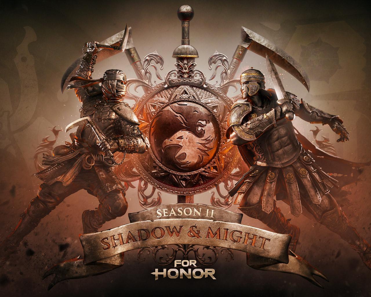 Shadow and Might, la segunda temporada de For Honor llega el 16 de mayo