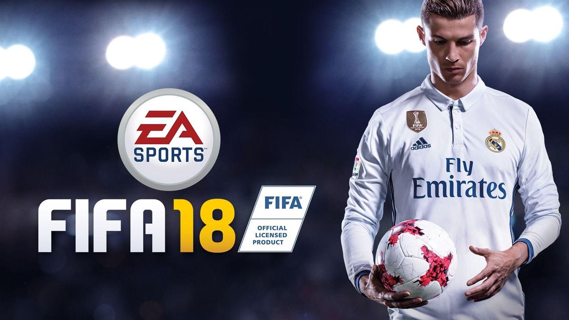FIFA 18: Cristiano Ronaldo confirmado en tapa, trailer y fecha de lanzamiento!