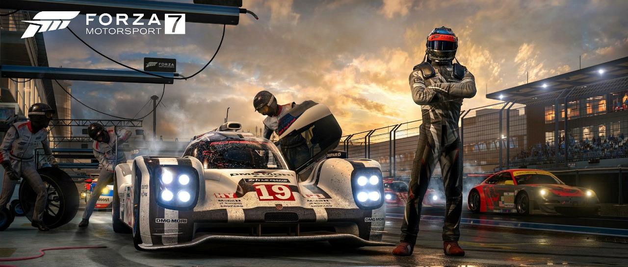 """Aseguran que Forza Motosport 7 """"reventará"""" la Xbox One X"""