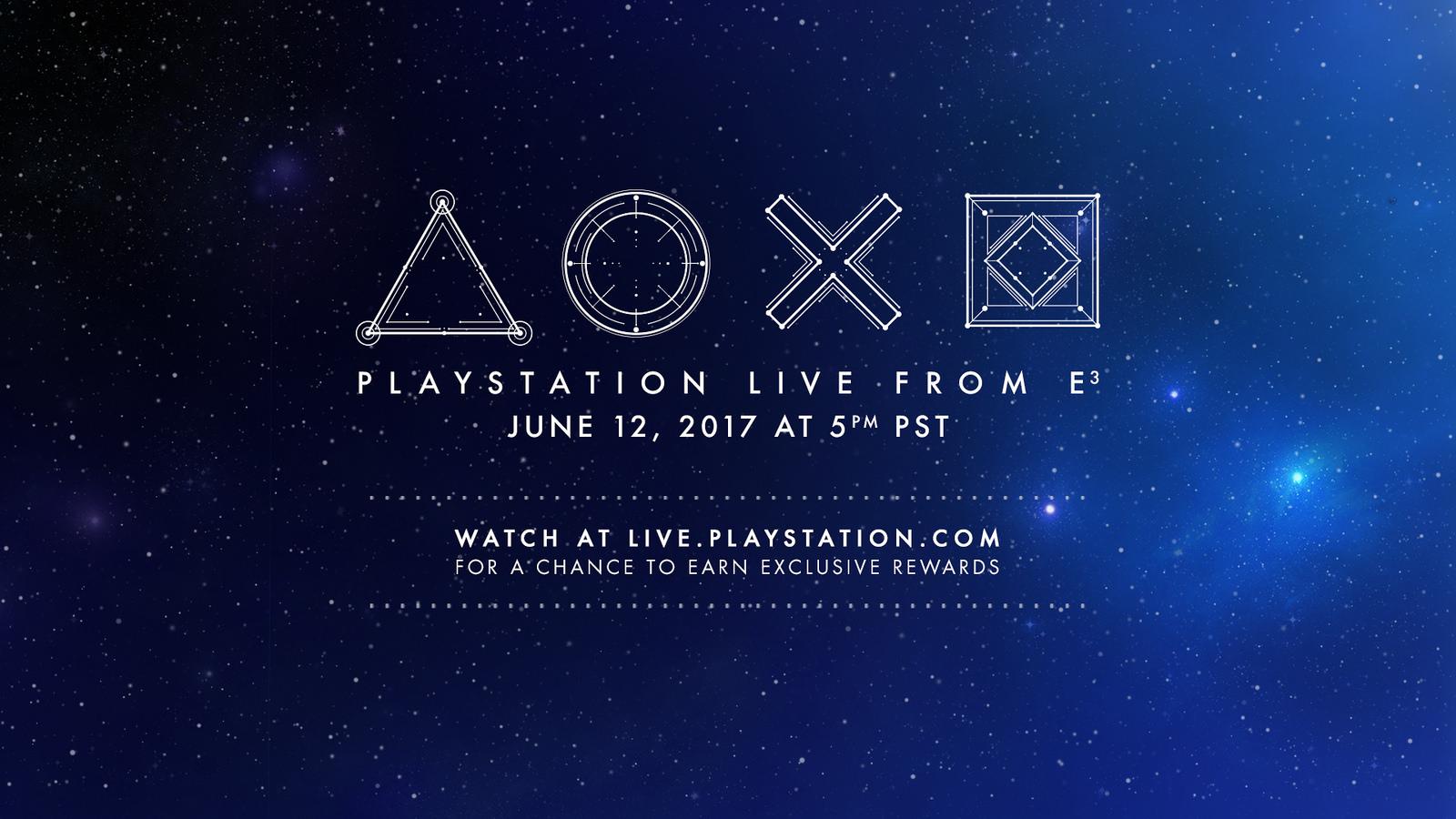 Seguí en vivo todas las transmisiones de PlayStation desde la E3