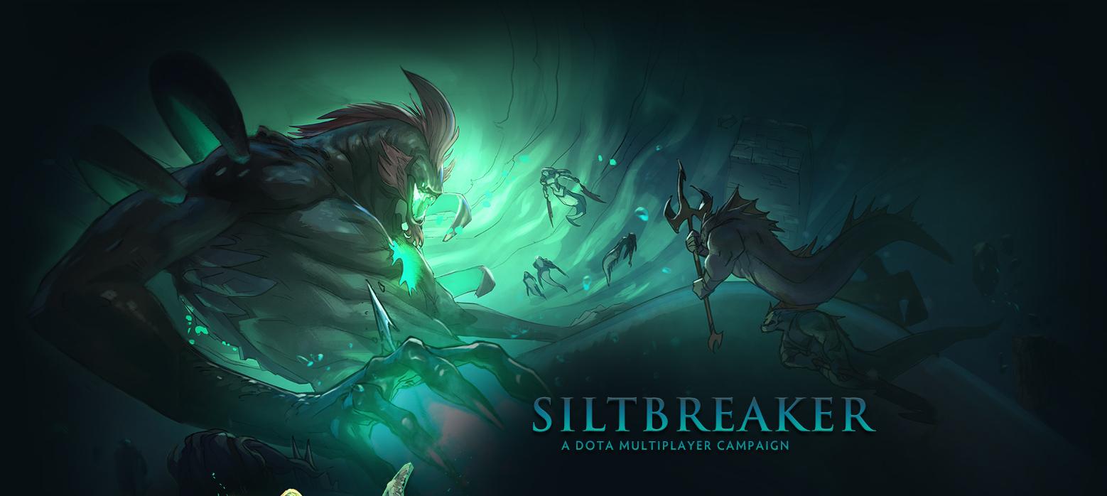 """""""Siltbreaker"""" Llega para dar inicio al """"Modo Campaña"""" en Dota 2"""